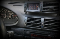 First in-car test airVent Display